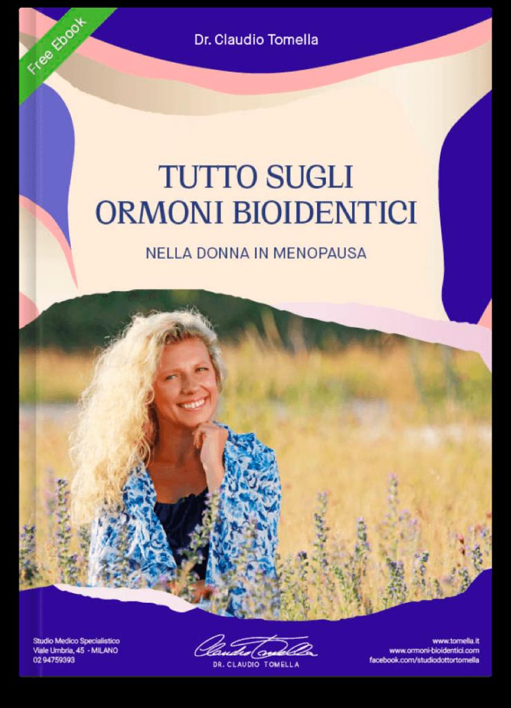 Ebook tutto sugli Ormoni Bioidentici